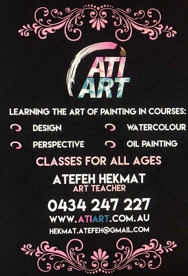 Member Art Classes